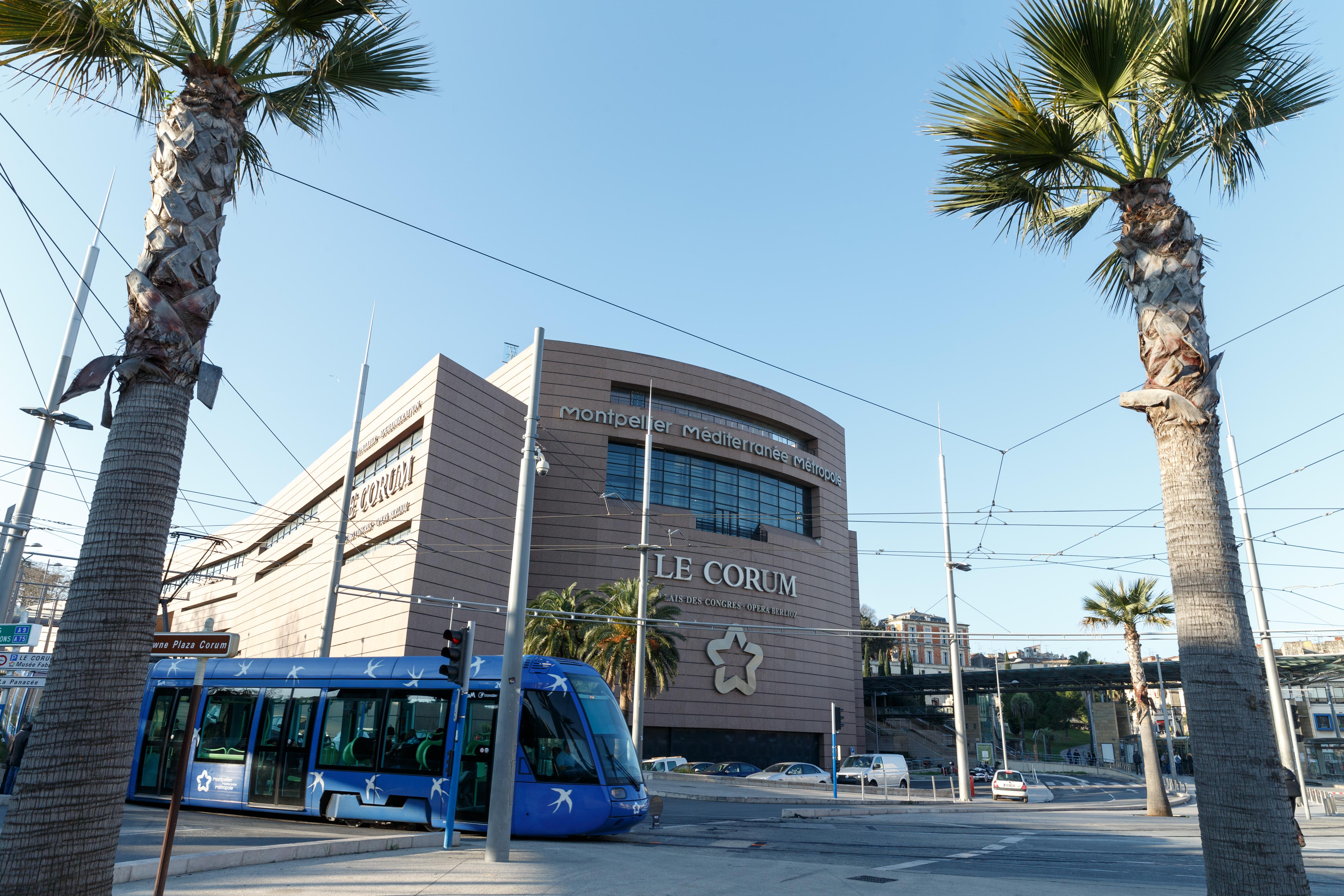 Le Corum Montpellier, Palais des Congrès