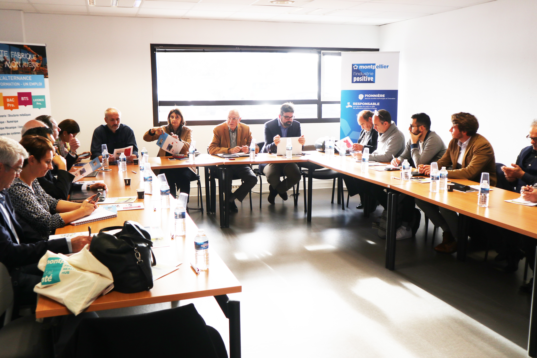 Après le lancement du Conseil métropolitain de l'industrie positive, plusieurs ateliers ont été organisés afin de co-construire la feuille de route