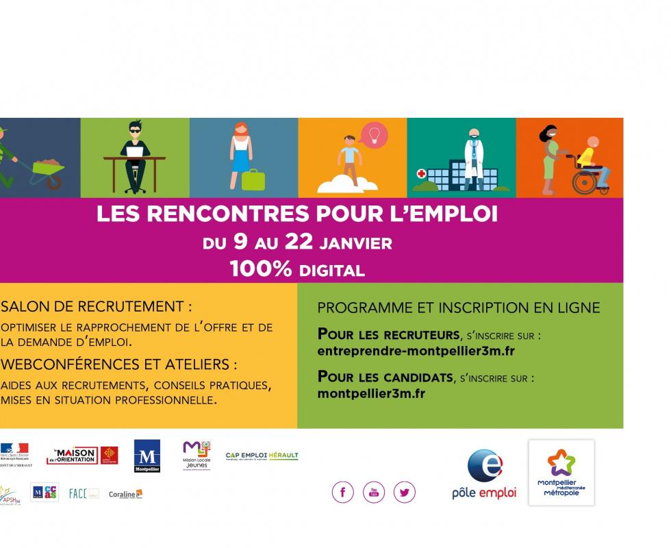 Rencontre Emploi Jeunes Diplômés à Créteil