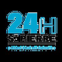 Logo 24h Saint Pierre