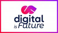 Logo Digital is future