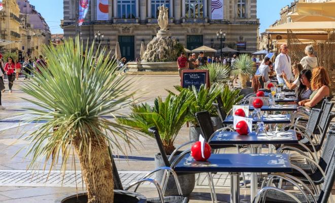 La Métropole de Montpellier est naturellement douée pour le tourisme.