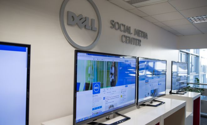 Les salariés de Dell Montpellier conseillent les jeunes pousses du territoire pour accélérer leur développement.