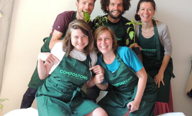 Compostons – Un avenir pour vos biodéchets