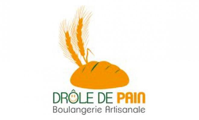 Logo Drôle de pain