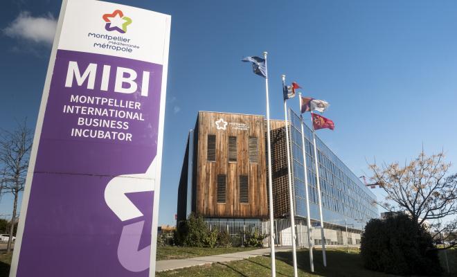 Située dans le quartier Eurêka, le MIBI propose un hébergement et des services adaptés aux entreprises internationales qui cherchent à s'implanter en France. ©David Crespin