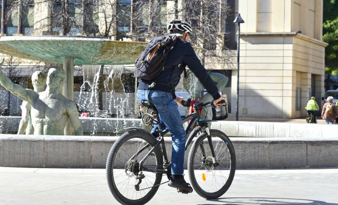 Circuler à vélo à Montpellier