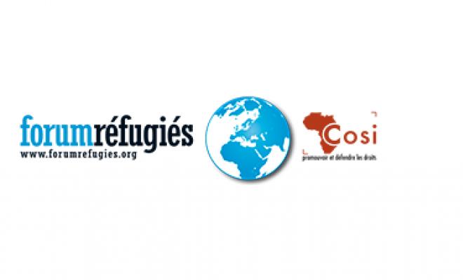 Logo Forum Réfugiés - Cosi