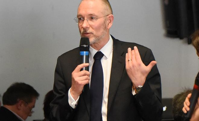 Yannick Hoche, directeur général adjiont Agence France Entrepreneur