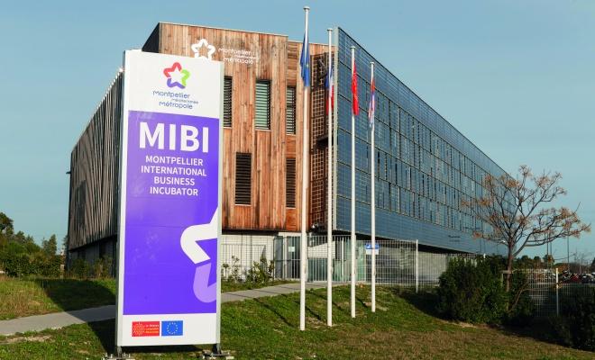 MIBI incubateur Montpellier