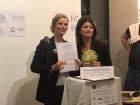 Signature de la Charte de l'Association française d'agriculture urbaine professionnelle