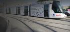 Tramway Futurapolis 2018 à Montpellier