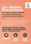Plaquette Les ateliers eco-artisans