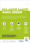 Plaquette Polarité santé agro green