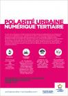 Plaquette Polarité urbaine numérique tertiaire