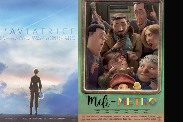 2 films de l'ESMA en lice aux Oscars étudiants à Hollywood !