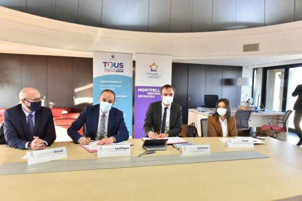 Pôle emploi et la métropole : une collaboration renforcée au service de l'emploi