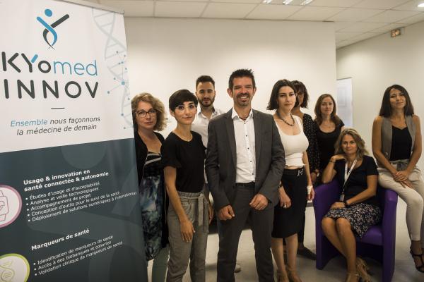 Kyomed Innov accompagne le développement des solutions de santé de demain