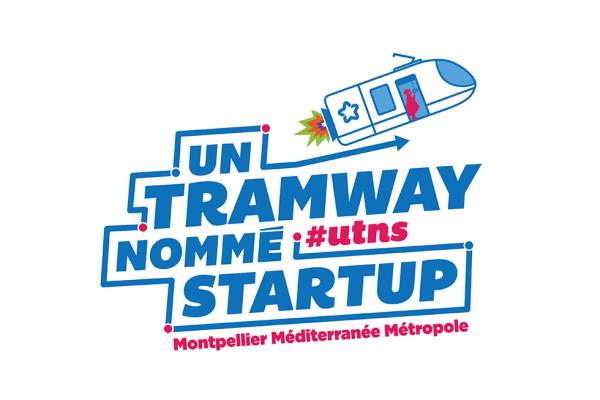 Logo UTNS - Un tramway nommé Startup
