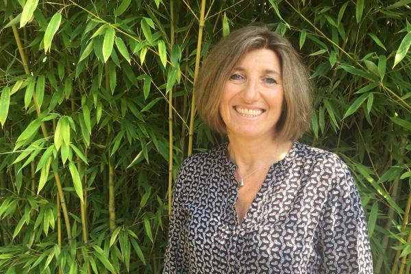 Véronique Bellon-Maurel est la Directrice de l'Institut Convergences #DigitAg