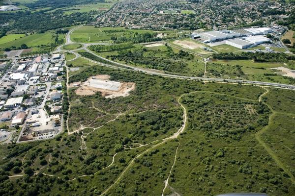 parc d'activités Via Domitia rencontre un vif succès auprès des entreprises industrielles et artisanales