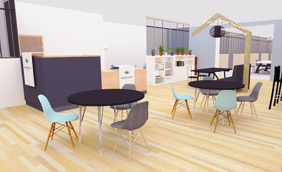 Bureaux and co ouvre un nouvel espace de coworking dédié à l art