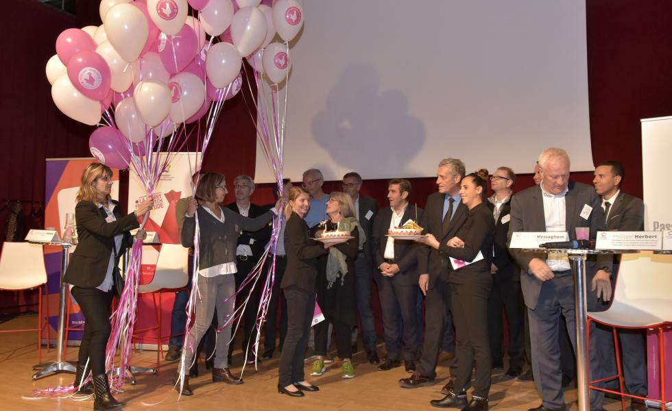 La famille French Tech Montpellier fête ses 3 ans.