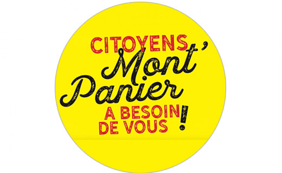 Affiche Mont Panier