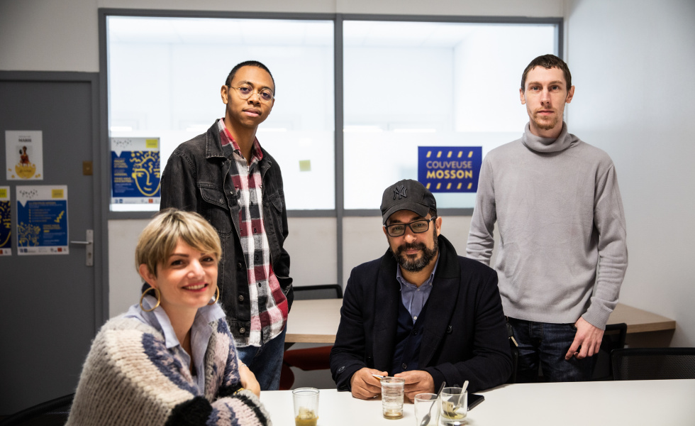 A La Mosson, Context'Art donne des ailes aux créatifs @David Richard