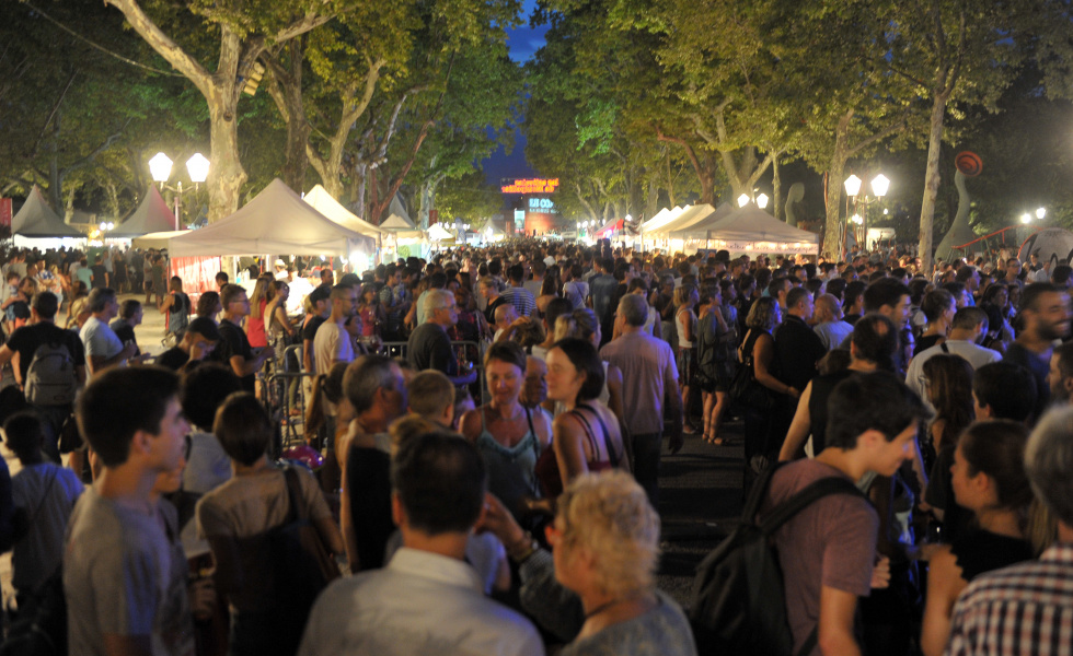 Les Estivales 2018, Montpellier ©MMM