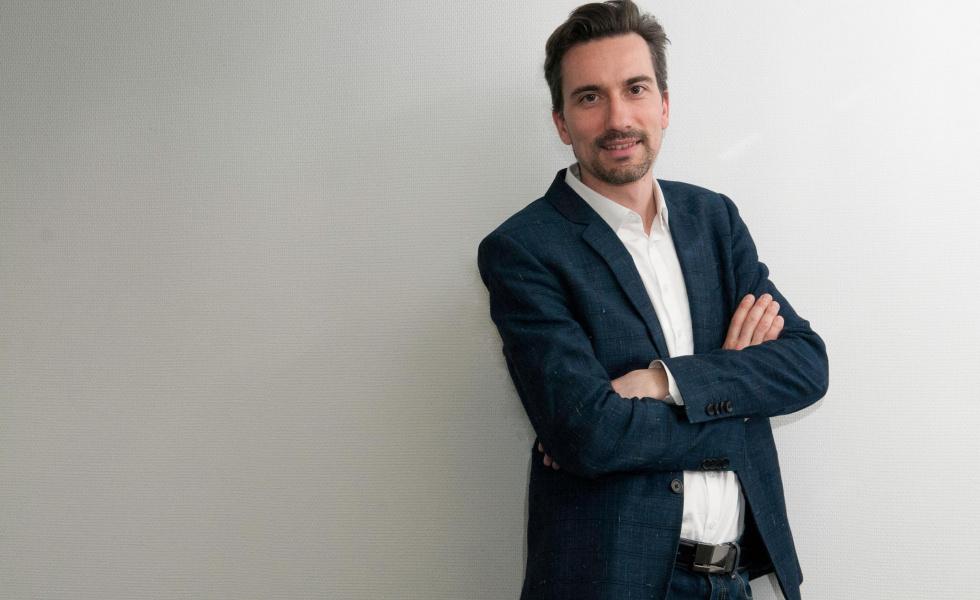 Guillaume Blivet, co-fondateur et président de REGEnLIFE