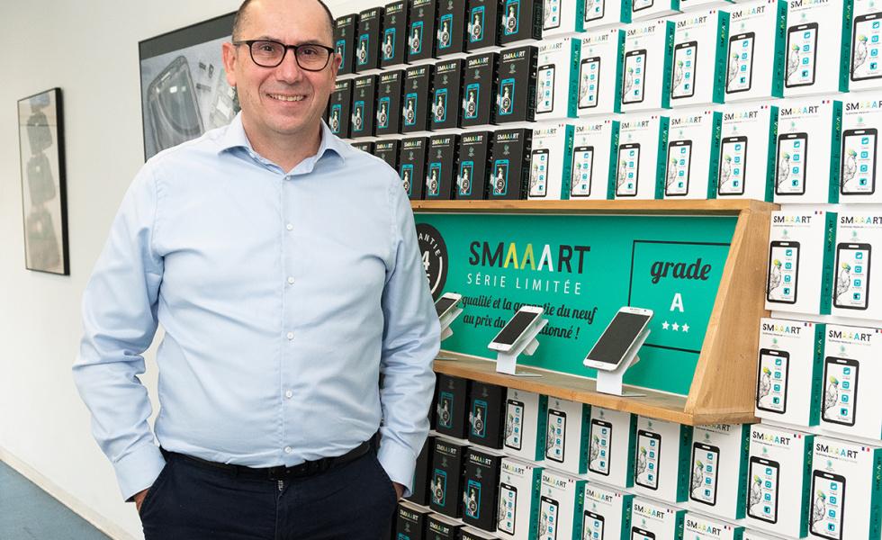 Jean-Christophe Estoudre, Président de Sofi Groupe