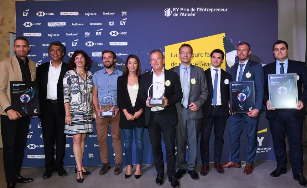 Prix de l'Entrepreneur de l'Année 2019 : 3 prix remis à des entreprises montpelliéraines !