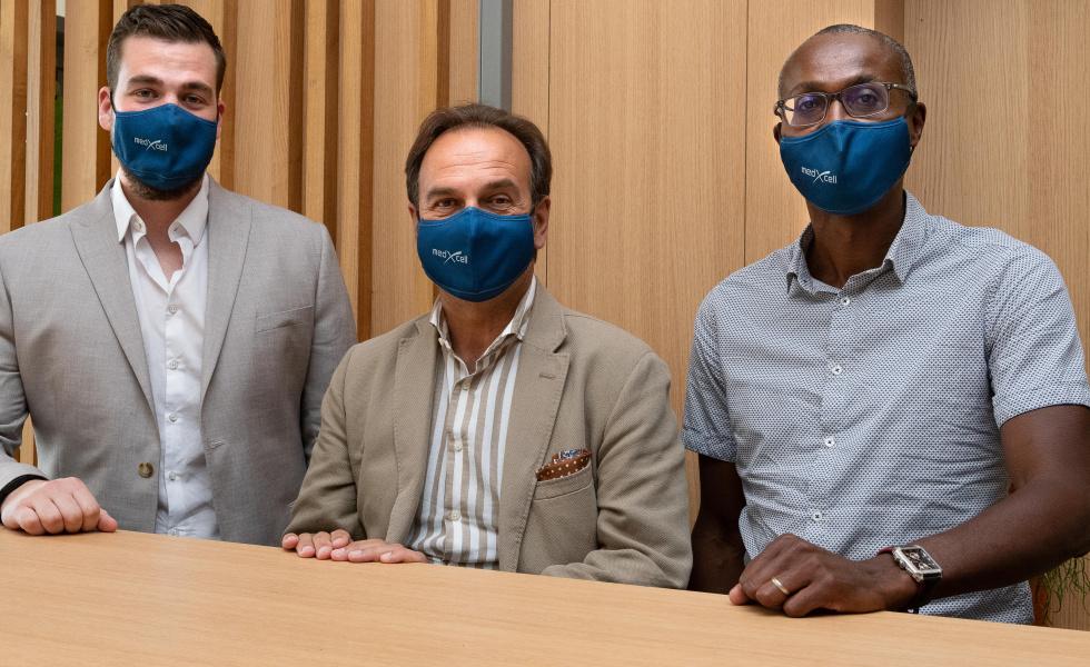 Laurent Zbinden, CEO de MedXCell « Montpellier est un terreau fertile pour les thérapies cellulaires » @le mas media
