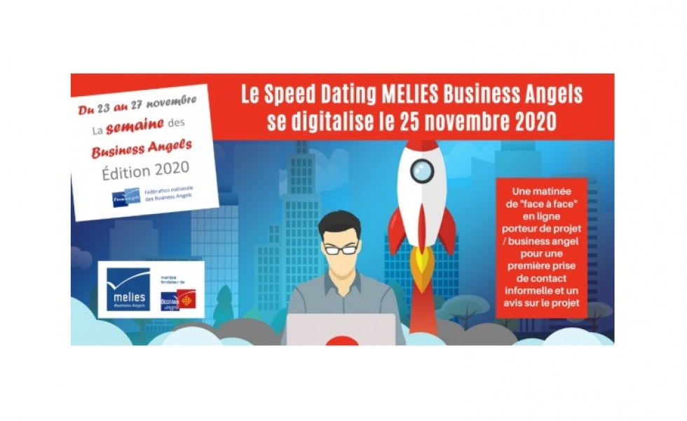 Semaine des Business Angels avec Melies Business Angels