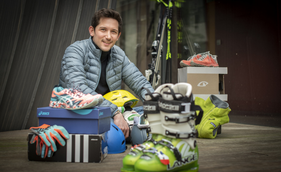 Thibault Barthez, CEO de My Sport Market ©3M Maugendre David