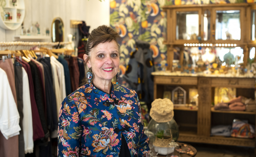 Sylvie Beaulard, Artisane-créatrice de bijoux © 3M mMaugendre David