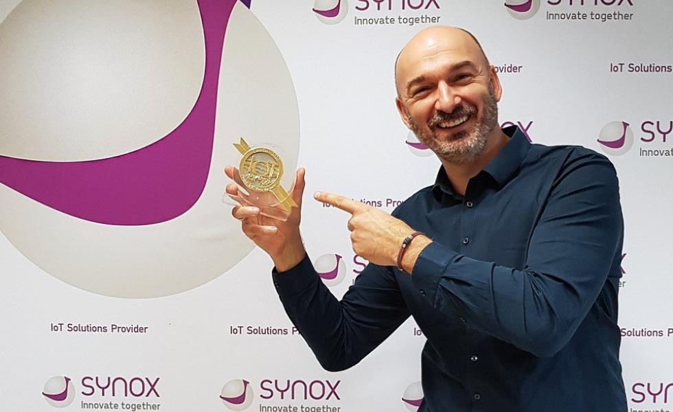 Emmanuel Mouton, CEO de Synox