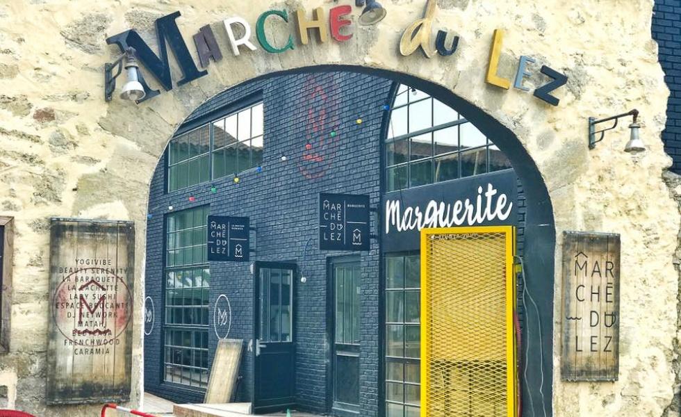 Le Marché du Lez est devenu une adresse attractive et incontournable pour les montpelliérains.