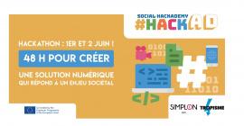 Social Hackathon à la Halle Tropisme