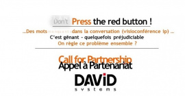 Appel à Partenariat Audio David Systems Coodio