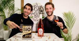Trophée du meilleur produit bio 2019 pour les Apéros Bio
