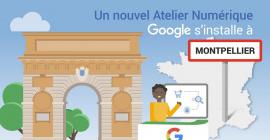 Un nouvel atelier numérique Google s'installe à Montpellier