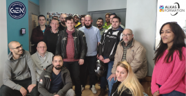 Etudiants de la session 2019 Développeur Web et Web Mobile