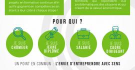 Plus d'infos sur la CITE ENTREPRENEUR Montpellier