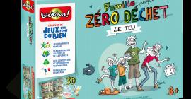 Famille presque Zéro Déchet - jeu de société Bioviva Editions