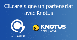 Partenariat CILcare-Knotus