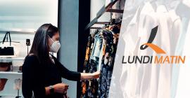 LUNDI MATIN spécialiste du Click & Collect pour les restaurants et commerces