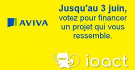 IOACT au concours de La Fabrique AVIVA