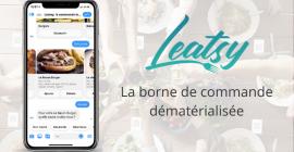Leatsy, la borne de commande dématérialisée